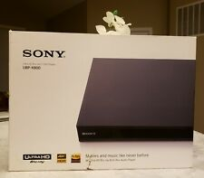 Sony Ultra HD Blu-Ray/DVD Player - UBP - X800 Brand New/Factory Sealed