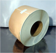 NEW 600, Perf, 3 Inch Core 4 X 6 Thermal Transfer Self-Adhesive Tan Labels