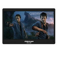 """Factory offer Portable 13.3"""" LCD IPS  Monitor HDMI FOR PS3 PS4 WiiU xbox360 FHD"""
