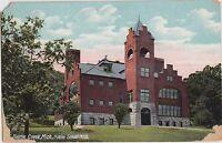 c1910 BATTLE CREEK Michigan Mich Postcard PUBLIC SCHOOL No 8