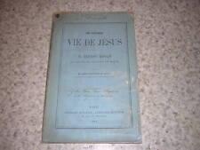 1863.une prétendue vie de Jésus ou Ernest Renan historien philosophe / Loyson