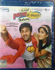 Ajab Prem Ki Ghazab Kahani - Ranbir Kapoor, Katrina Kaif - Hindi Movie Bluray