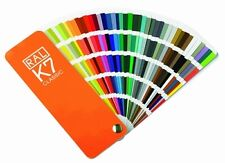 Powder Coating - RAL Colours Fan Deck / Colour Chart / Swatch / Guide/ Booklet O