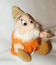 NEW ~SNOW WHITES~ 7 DWARFS COIN BAG KEYCHAIN  PLUSH  FAVORS/ PARTY SUPPLIES