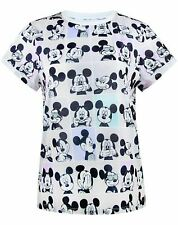 Disney Mickey Mouse Photobooth All Over Print Women's T-shirt