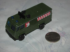 Vintage 1980 Matchbox Diecast Car/Truck Command Vehicle - Military