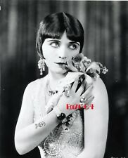 """POLA NEGRI Old Restrike Photo '25 """"WOMAN OF THE WORLD"""" Tattoo & Orchids Portrait"""
