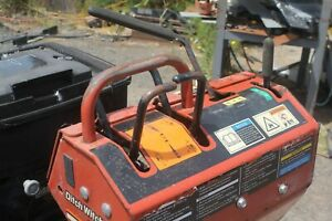 Ditch Witch trencher RT12