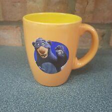 ESSO Disney Baloo jungle book Mug yellow Disneyland vintage merchandise