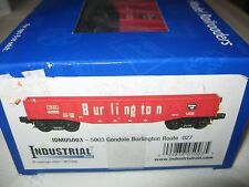 Industrial Rail IDM 5003 Gondola Burlington Route 027, New Old Stock