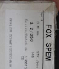 Böhler 115 électrodes Fox SPEM 3,2 x 350 Art. Nº 1100155 110-140 A 140 ST