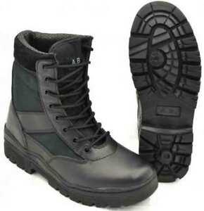 Security Schuhe Outdoor Boots Trekkingschuhe Kampfstiefel BW Stiefel