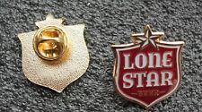 LONE STAR TEXAS BEER Pin Badge FREE UK POSTAGE