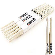 KEEPDRUM 7A Hickory Drumsticks 6 Paar