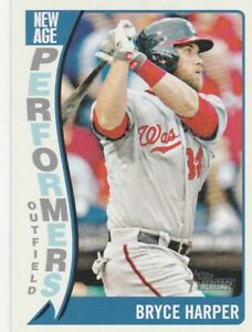 2014 TOPPS HERITAGE NEW AGE PERFORMERS ****YOUR CHOICE****