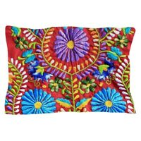 """CafePress Mexican Embroidery Standard Size Pillow Case, 20""""x30"""" (1656193941)"""
