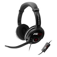 Turtle Beach Ear Force PX21 Gaming Headset with Variable Bass Boost for PC & Mac