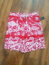 BNWT Polo Ralph Lauren Mens Kailua Trunk Board Swim shorts Size L