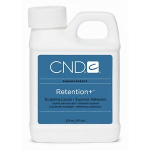 Creative CND Nail RETENTION+ Plus Liquid Monomer 8 oz