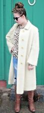 GREAT CREAM BOUCLE MAD MAN WOOL LINED COAT