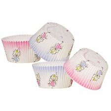 Large Cupcake Cases, Fairy 40pcs, Paper/Greaseproof
