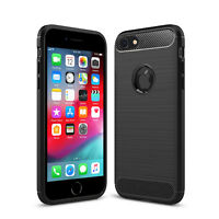 New Shockproof Silicone Matte TPU Soft Case Slim Cover For Apple iPhone 5 5s Se