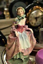 """Vintage Royal Doulton Figurine """"Suzette"""" 1949-retired 1959 Excellent"""