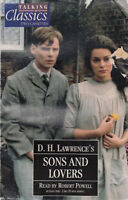 DH Lawrence Sons And Lovers 2 Cassette Audio Book Talking Classics FASTPOST