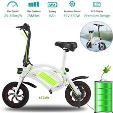 350W Folding Electric Bike 12