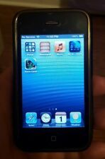 Apple iPhone 3GS - 8GB - Black (AT&T) A1303 (GSM) **Works except camera**