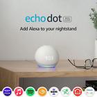 Echo Dot (4th Gen)   Smart speaker with clock and Alexa   Glacier White