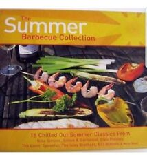 The Summer Bbq Collection : Various Artists (2007) CD chilled Barbeque driving