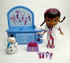 Disney Doc McStuffins Magic Check Up Center With Figures