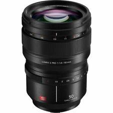 Panasonic Lumix S PRO 50mm f/1.4 Lens - S-X50