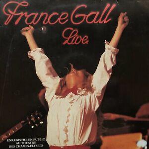 VINYLE / LP / 33T - FRANCE GALL - LIVE - THEATRE DES CHAMPS ELYSEES - 2 lp