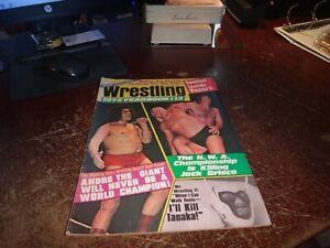 Victory sports series wrestling yeardbook vol 12 1975 andre the giant awa wwf nw
