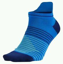 NIKE Anti-Blister DRI-FIT No-Show Tab Men's 12-15 Running Socks SX5195 406 NEW