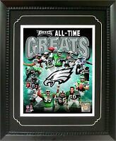 11X14 Deluxe Frame - Philadelphia Eagles Greats