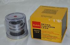 Schneider Kreuznach Retina Curtagon f2.8 35mm DKL Lens * Excellent Condition *