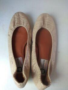 lanvin shoes 38