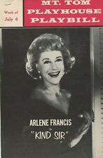 3-pc Lot of Theatre / Hollywood Greats
