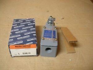 Honeywell Micro Switch , Heavy Duty Limit Switch , 51ML10