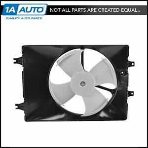 New A/C AC Condenser Cooling Fan Assembly for Acura MDX Honda Pilot New