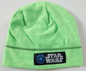 Star Wars - Adult Unisex Winter Beanie Cap/Hat - Lime Green/Black