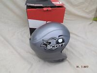 SCOTT NACA SNOW BOARD / SKI HELMET,SIZE 56/57 CM,MEDIUM,FULLY PADDED,CHARCOAL