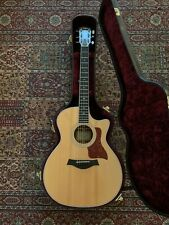 Taylor 414ce Grand Auditorium Acoustic/Electric Guitar Ovangkol
