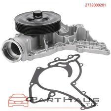 GMB Water Pump New for Mercedes Mercedes-Benz GL450 S550 CLS550 GL550 147-1050
