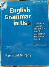 ENGLISH GRAMMAR IN USE THIRD EDITION with ANSWERS senza Cd- R.MURPHY - CAMBRIDGE
