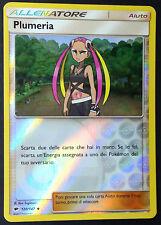 Pokémon PLUMERIA 145/147 ☻ Full Art ☻ Ombre Infuocate SM03 ITA ☻ POKEMON