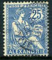 Alexandrie 1902 Mouchon 15¢ SG #29 VFU H121